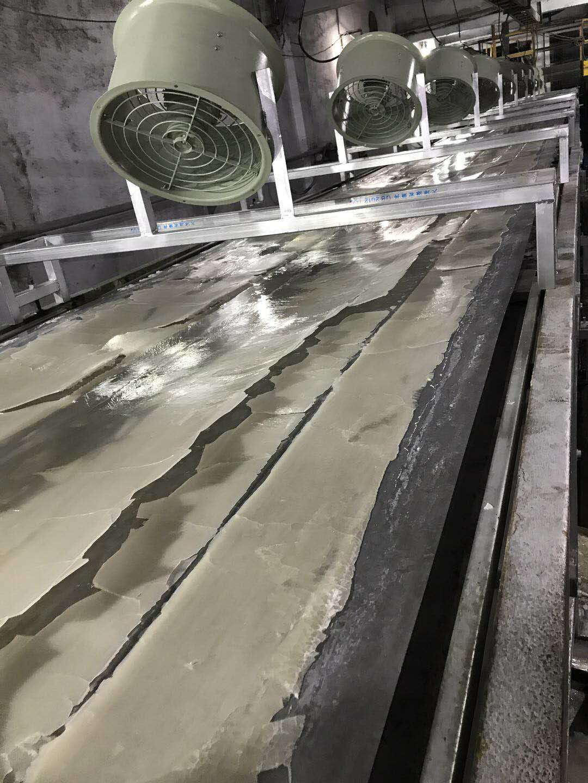 硫酸铝生产线