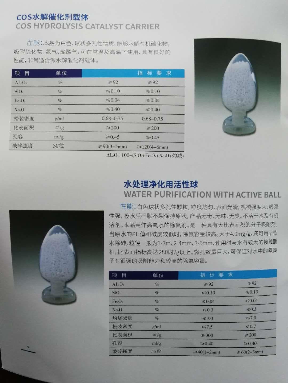 活性氧化铝